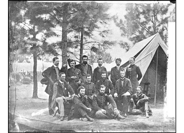 Members_of_the_West_Point_class_of_1860_at_Harrisons_Landing